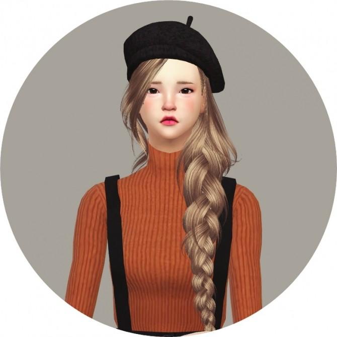 Beret At Marigold 187 Sims 4 Updates
