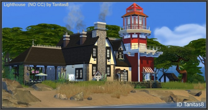 Lighthouse at Tanitas8 Sims image 4616 670x356 Sims 4 Updates