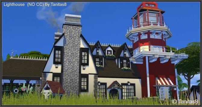 Lighthouse at Tanitas8 Sims image 4816 670x356 Sims 4 Updates