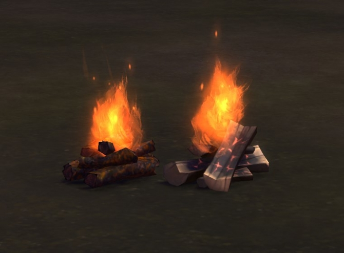 Two Fires By Plasticbox At Mod The Sims 187 Sims 4 Updates