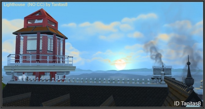 Lighthouse at Tanitas8 Sims image 4915 670x356 Sims 4 Updates
