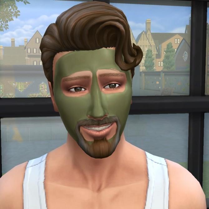 Spa Day Mud Masks Unlocked By Ventusmatt At Mod The Sims