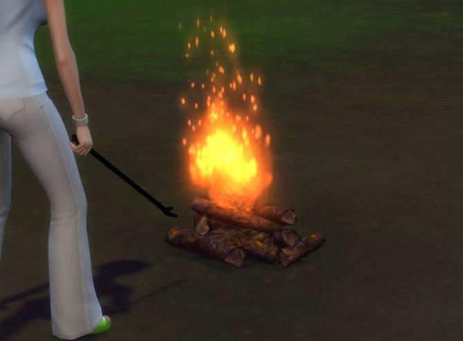 Two Fires by plasticbox at Mod The Sims image 5120 670x494 Sims 4 Updates