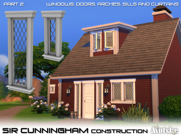 Sir Cunningham Construction Part 2 by mutske at TSR image 5137 Sims 4 Updates