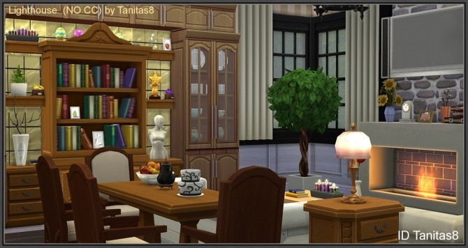 Sims 4 Lighthouse at Tanitas8 Sims