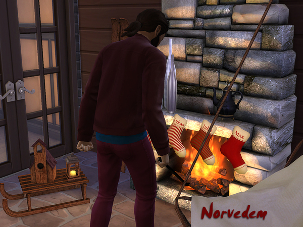 Norvedem 16 objects for outdoor by Kiolometro at Sims Studio image 54 Sims 4 Updates