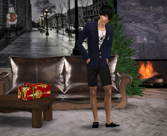 Male Shoes 01 at IMHO Sims 4 image 5521 670x544 Sims 4 Updates
