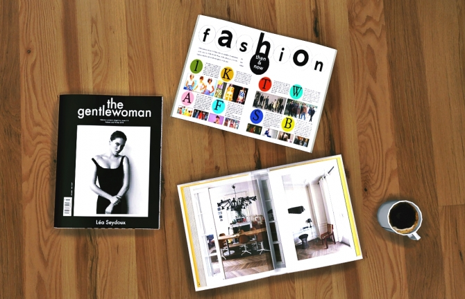 Art Fashion Music And Interior Magazine Conversions At