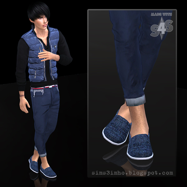 Male Shoes 01 at IMHO Sims 4 image 5721 Sims 4 Updates