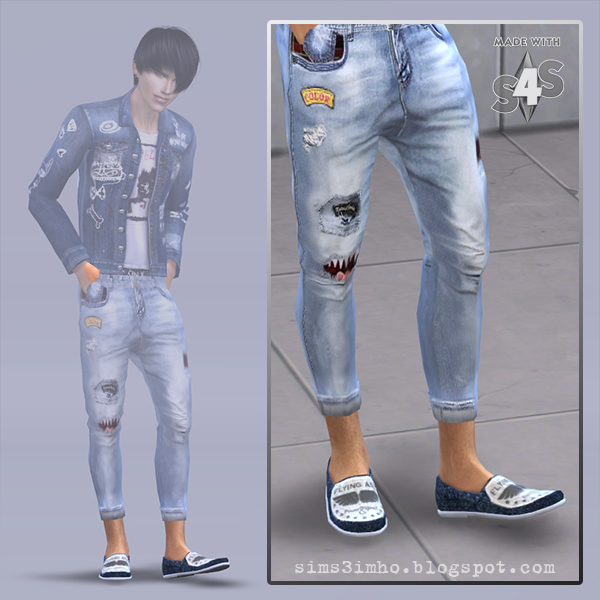 Male Shoes 01 at IMHO Sims 4 image 5818 Sims 4 Updates
