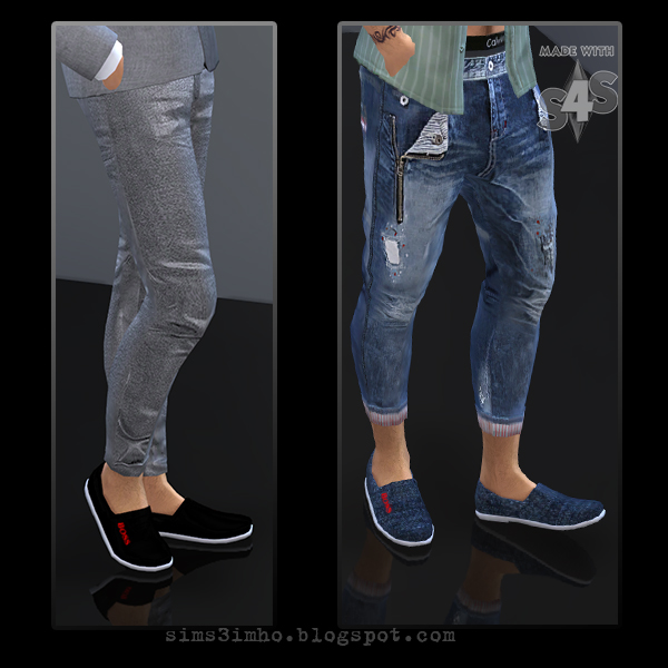Male Shoes 01 at IMHO Sims 4 image 5921 Sims 4 Updates