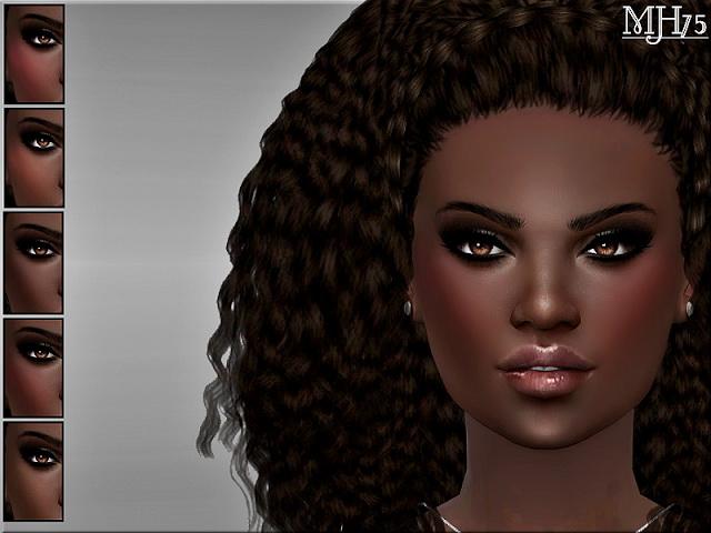 Sims 4 Exotic Blush at Sims Addictions