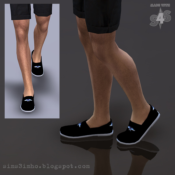 Male Shoes 01 at IMHO Sims 4 image 6021 Sims 4 Updates
