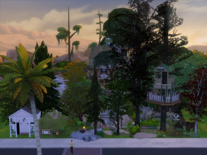 Jungle Adventure All in one lot by artrui at Mod The Sims image 6113 670x504 Sims 4 Updates