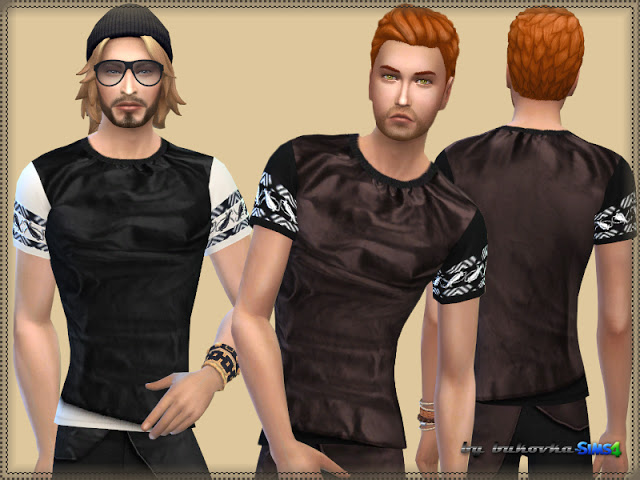 Sims 4 Shirt Dance at Bukovka