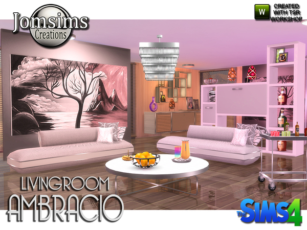 The Sims Resource Sims  Living Room Sets