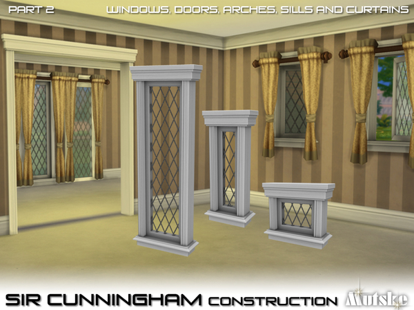 Sir Cunningham Construction Part 2 by mutske at TSR image 6133 Sims 4 Updates