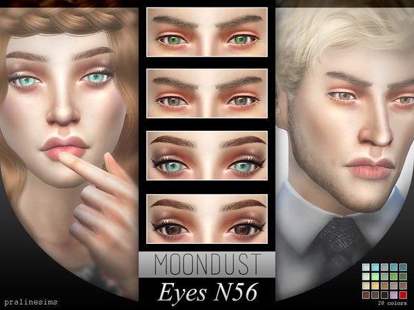 Sims 4 Crystal Eyes Minipack N05 at TSR