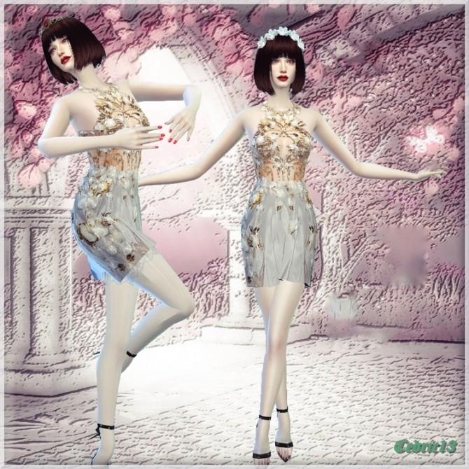 Sims 4 Lola Amour by Cedric13 at L'univers de Nicole