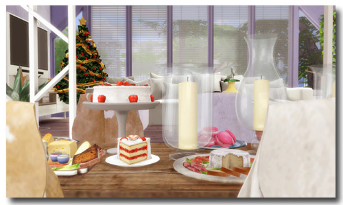 Sims 4 TS2 To TS4 Exnem's Food at Msteaqueen