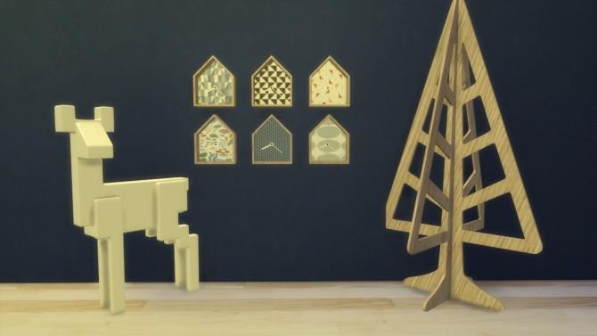 Scandinavia Christmas Set at Meinkatz Creations image 713 670x377 Sims 4 Updates