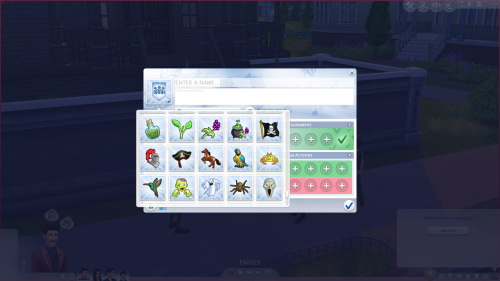 Sims 4 The Sims 4 Get Together Mod: More Club Icons at Zerbu