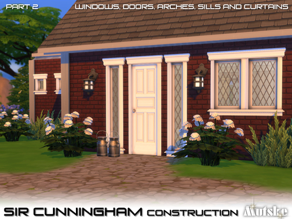 Sir Cunningham Construction Part 2 by mutske at TSR image 7135 Sims 4 Updates
