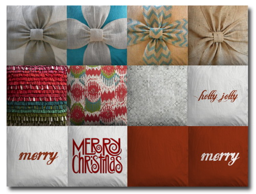 Christmas Pillows at Msteaqueen image 7215 Sims 4 Updates