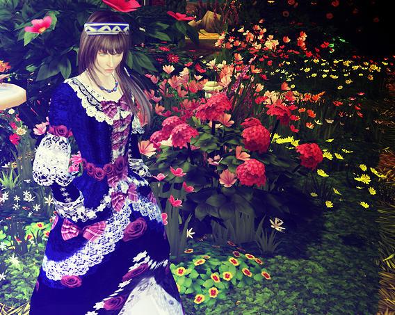 Versailles Chic HiZaki dress at Studio K Creation image 754 Sims 4 Updates