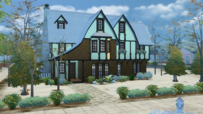 First Winter Cottage by RayanStar at Mod The Sims image 773 670x377 Sims 4 Updates