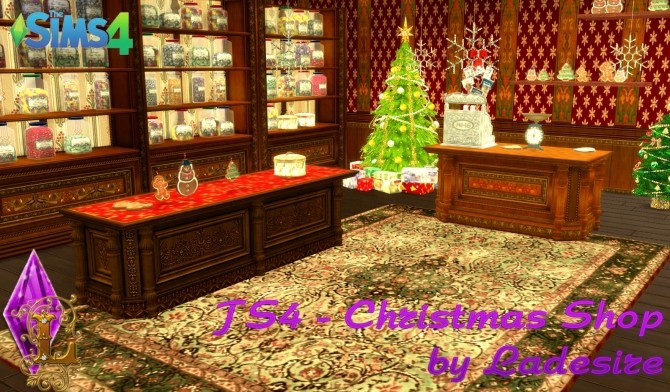 Christmas Shop at Ladesire image 775 670x392 Sims 4 Updates