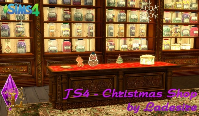 Christmas Shop at Ladesire image 785 670x392 Sims 4 Updates