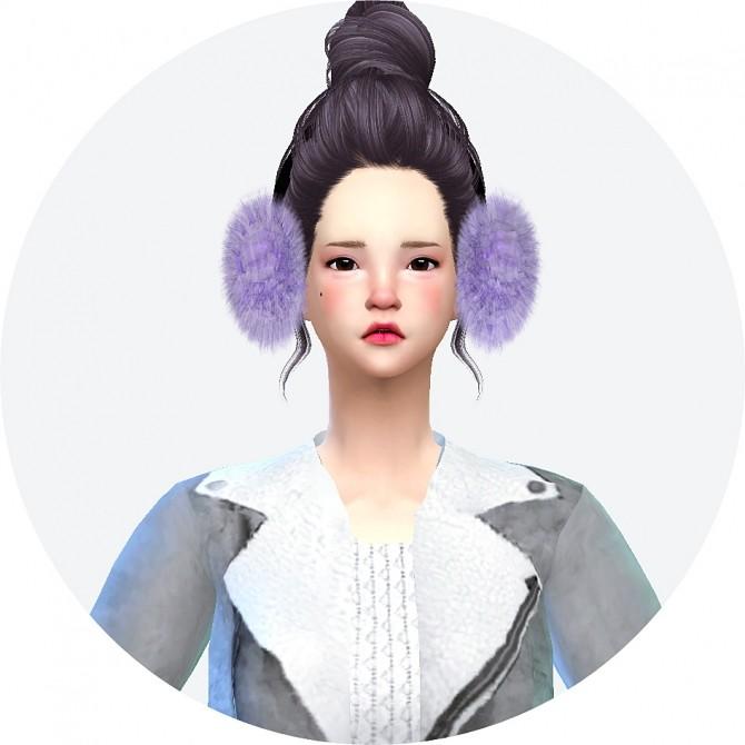 Sims 4 Ear muffs at Marigold