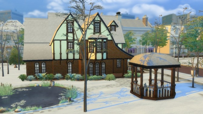 First Winter Cottage by RayanStar at Mod The Sims image 803 670x377 Sims 4 Updates