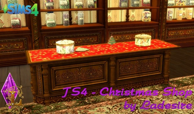 Christmas Shop at Ladesire image 8110 670x392 Sims 4 Updates