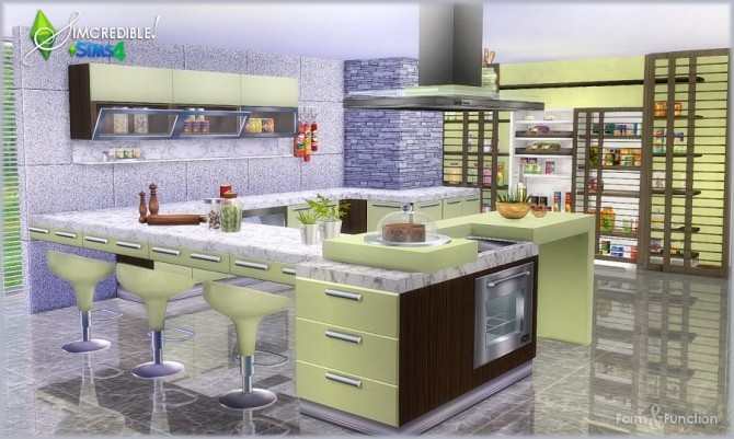 form and function kitchen donation at simcredible. Black Bedroom Furniture Sets. Home Design Ideas
