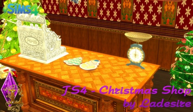 Christmas Shop at Ladesire image 825 670x392 Sims 4 Updates