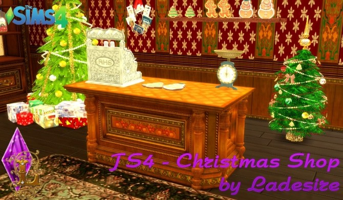 Christmas Shop at Ladesire image 835 670x392 Sims 4 Updates