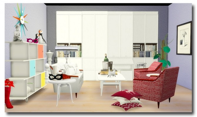 Apollo's Modern Living at Msteaqueen image 837 670x399 Sims 4 Updates