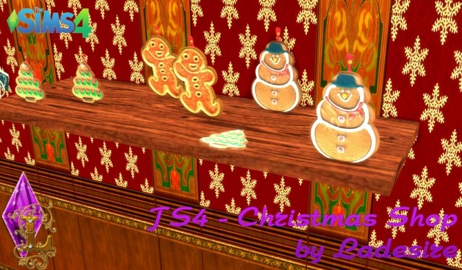 Christmas Shop at Ladesire image 845 670x392 Sims 4 Updates