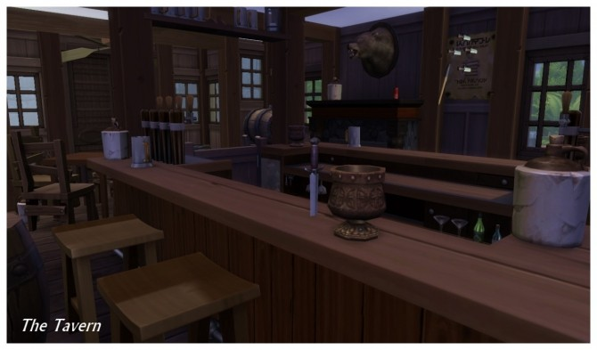 Buccaneer's Bay: Story Build at SimDoughnut image 852 670x393 Sims 4 Updates