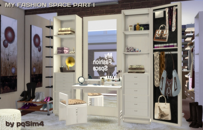 My Fashion Space Part I Vanity By Mary Jim 233 Nez At