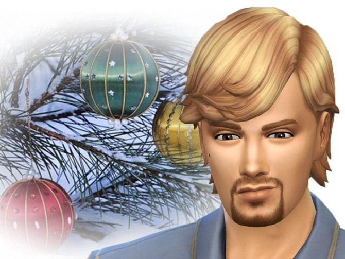 Luc le Chanceux no cc by Mich Utopia at Sims 4 Passions image 9115 670x503 Sims 4 Updates