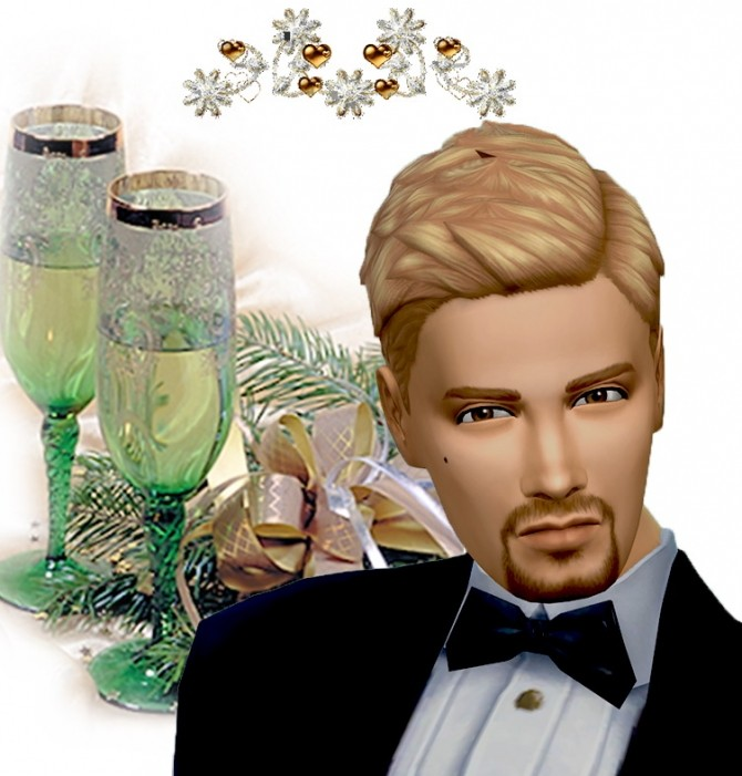 Luc le Chanceux no cc by Mich Utopia at Sims 4 Passions image 9212 670x701 Sims 4 Updates