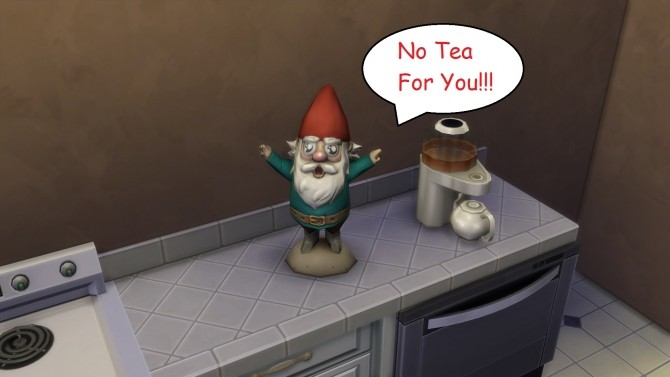 Sims 4 No Auto Brew Tea by Lodakai at Mod The Sims