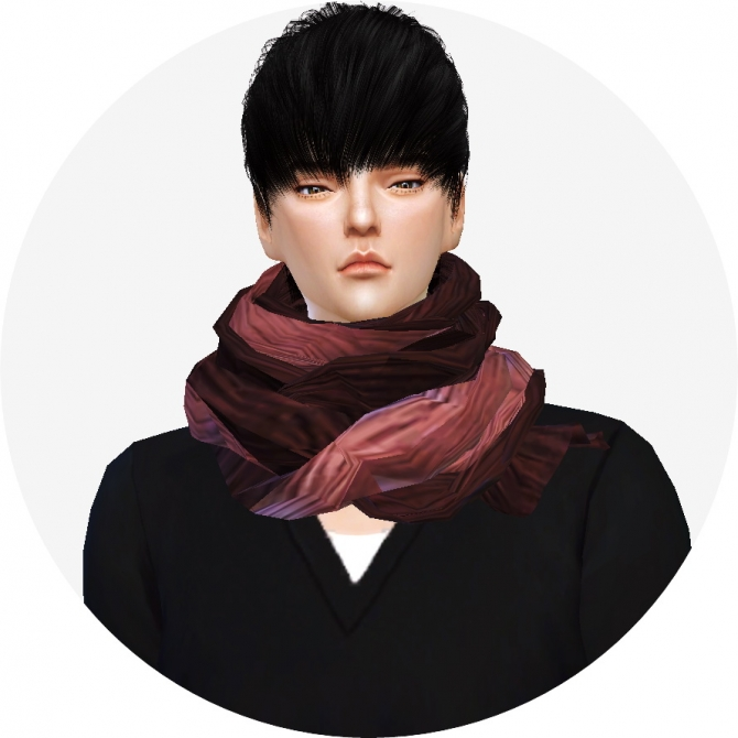 Scarf 187 Sims 4 Updates 187 Best Ts4 Cc Downloads