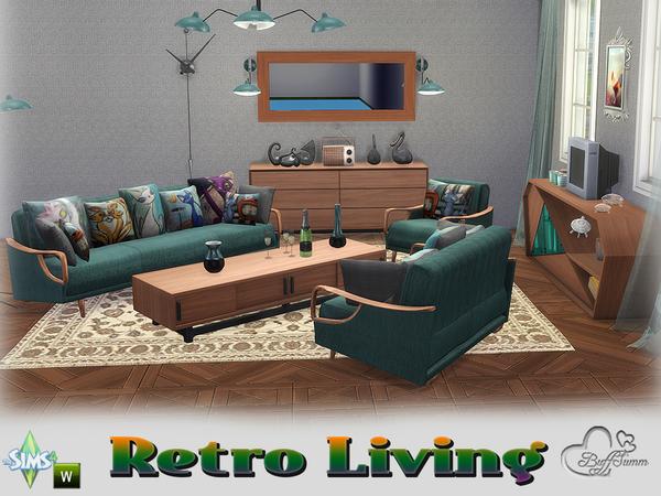 Sims 4 Cc Vintage Furniture