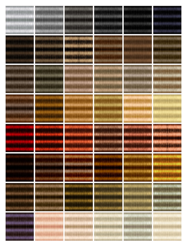 Textures for retextured hair Sims 4 ( 251 colors) at Jenni Sims image 1032 Sims 4 Updates
