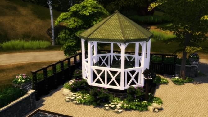 Tudor Mansion at dw62801 image 10618 670x377 Sims 4 Updates