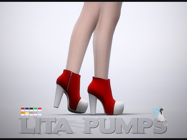 Lita Pumps by Ms Blue at TSR image 11100 Sims 4 Updates